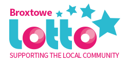 Broxtowe Lotto logo